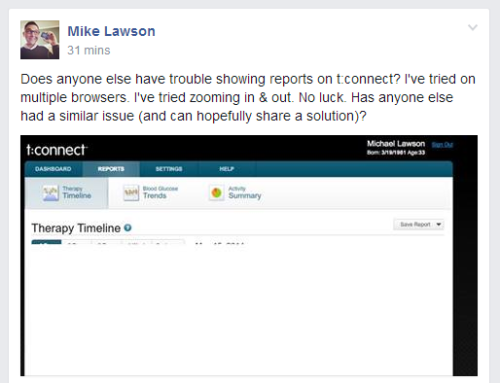mike comment tconnect